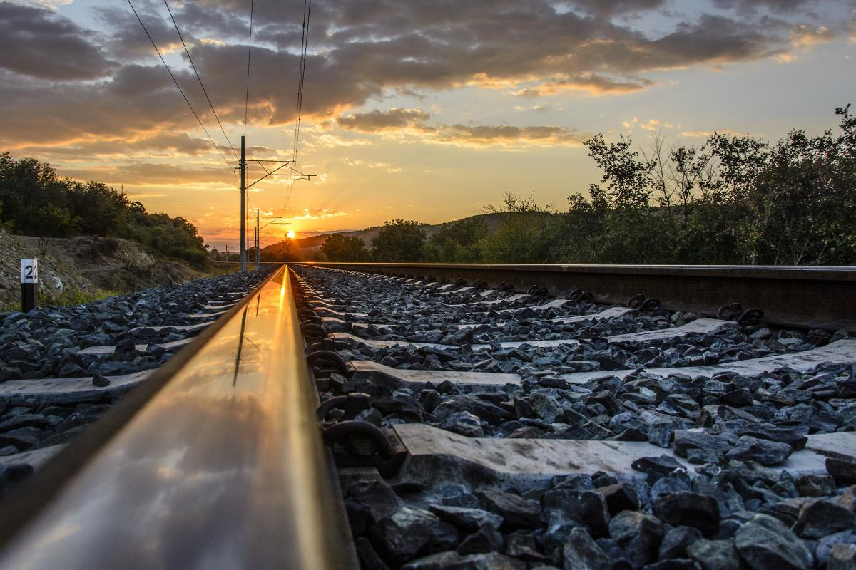 Ivo RADOEV, Bulgaria / Rails towards the Sun
